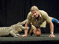 Vídeo com a morte do Steve Irwin chegou a sua família