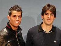Passes de Ronaldo e Kaká: E a crise?