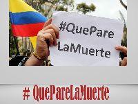 O governo deve parar a onda de assassinatos em Colômbia. 27571.jpeg