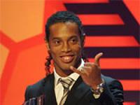 Ronaldinho poderá pagar R$ 100 mil de pensão ao filho