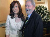 Cristina Fernández reitera seu apoio e afeto a Lula. 28574.jpeg