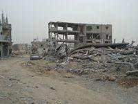 Israel: prossegue o genocídio por etapas, no gueto de Gaza. 20576.jpeg