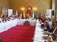 Latino-americanos debatem na Bolívia sobre gestões culturais. 27576.jpeg