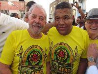 Deputado Valmir inclui ex-presidente em seu nome e diz que o Brasil agora