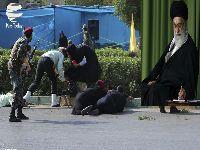 Líder da Revolução Islâmica culpa regimes apoiados pelos EUA pelo ataque terrorista ao Irã. 29579.jpeg