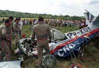 Em 2006 mais acidentadas foram as aeronaves privadas