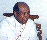 Xanana precisa de mais preparação, diz bispo