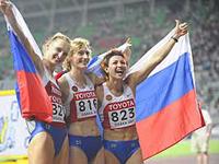 Mundial de Atletismo em Osaka: EUA, Rússia ,Quênia