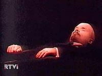 Gorbachev: o eterro do corpo de  Lênin é questão do tempo