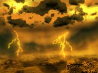 Eyjafjallajökull, Katla e uma tempestade de Ácido Sulfúrico