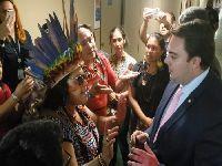 PEC que tira direitos dos índios sobre suas terras pode ser votada na Câmara. 31585.jpeg