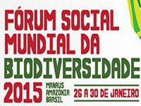 Direitos humanos e mudanças climáticas foram temas do Fórum Social Mundial 2015, em Manaus. 21586.jpeg