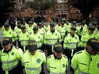 Retirada em massa de polícias na Colômbia. 30586.jpeg