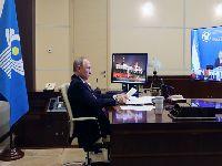 Putin saudou memorando de cooperação Rússia-Reino Unido sobre vacina. 34588.jpeg