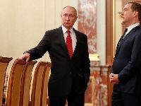 Por que Putin e Medvedev não liderarão a