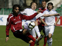 FC Tom Tomsk em risco