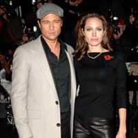 Pitt e Jolie compraram ilha artificial que reproduz a forma da Etiópia
