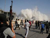 Contra o massacre e a destruição da Universidade Islâmica de Gaza