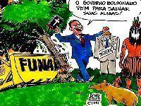 Brasil: a política genocida de Bolsonaro contra os índios. 33602.jpeg