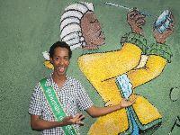 Evandro Vieira o Padrinho dos Garis que da um show no Carnaval de São Paulo. 26603.jpeg
