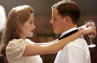 Matt Damon detesta beijar Angelina Jolie