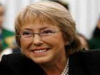 Michelle Bachelet, ante um Chile diferente. 18607.jpeg