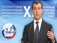 Medvedev: O papel da Rússia na resolução da crise