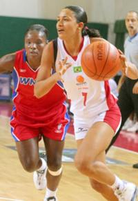 Cabo Verde no 59º lugar do ranking feminino da FIBA