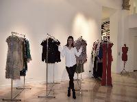 A estilista amazonense Daniela de Souza vive seu sonho de Cinderela em Milão. 29615.jpeg