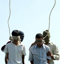Irã castiga pornografia  com pena de morte