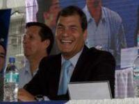 Rafael Correa tem apoio de mais de 80% da população. 18618.jpeg