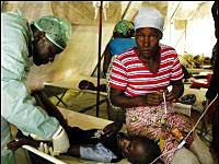 1,5 milhões dolares para travar a cólera em Angola