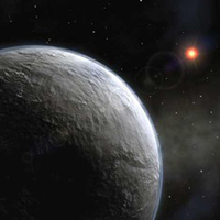 De mil anos-luz da Terra há um planeta com água