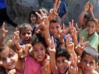 ONU diz que 257 crianças palestinas morreram em Gaza