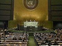 Assembleia-Geral  da ONU aprovou a resolução contra o uso da pena de morte