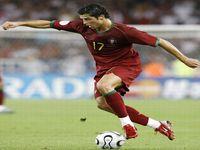 Cristiano Ronaldo consagrado melhor do mundo 2008