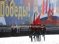 Entre amigos: Rússia comemora o 65º Aniversário do Dia da Vitória