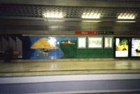 Metro de Lisboa parado