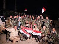 Exército sírio libertou mais de 600 quilómetros quadrados em Idlib e Alepo. 32637.jpeg