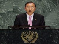 Ban Ki-Moon busca cessar-fogo