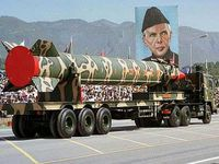 O perigo é a bomba do Paquistão