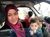 Bloqueio económico ocidental dificulta regresso dos refugiados sírios. 34640.jpeg