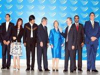 Chávez: Vamos Institucionalizar UNASUL
