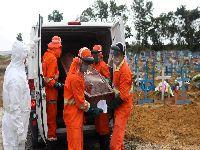 Pandemia já matou mais de 500 mil pessoas na América Latina. 34643.jpeg