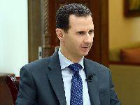 Assad, mensagem à América Latina: