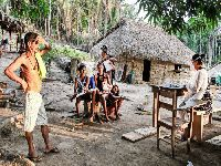 Covid-19: Expedições de saúde percorrem os rios Xingu, Iriri e Riozinho do Anfrísio, na Terra do Meio. 34644.jpeg