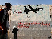 Drones mataram centenas de civis
