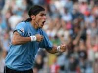 Futebol: Uruguai 2 x Chile 2