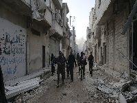 Jihadistas começam a depor as armas em Aleppo oriental. 25651.jpeg