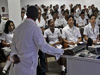 Cerca de 200 jovens colombianos viajam a Cuba para estudar Medicina. 31651.jpeg